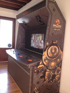 It's Arcade Time at Ironhide Game Studio Office!