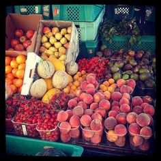 Nothing beats fresh fruit straight from the market! Thanks @Francesca Galafti Xuereb for sharing this with us. #malta #travel #summer │ #VisitMalta visitmalta.com