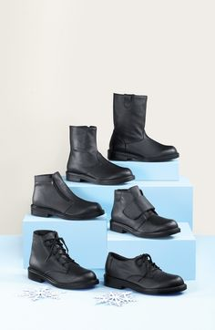 Martino Men's Waterproof Winter Commuter Boots