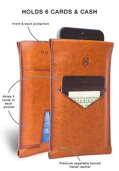 "Leren iPhone hoesjes vind je bij ons! - #leather iphone 5 case designer | iPhone 5 WALLET SLEEVE - Holds 6 Cards - Tan Itaian Leather - PHONE WALLET Case by Huskk: <a href=""http://Amazon.co.uk"" rel=""nofollow"" target=""_blank"">Amazon.co.uk</a>: Electronics - http://www.lereniPhone5hoesjes.nl"