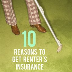 Many people opt to not get insurance as a renter because so far life has been pretty good and they think nothing bad could happen to them. However, it is much wiser, financially, and otherwise to consider all the possibilities... even the unsavory ones. Renters insurance can help protect you from what could happen, and if something crappy were to happen you'll be so relieved that you're covered!