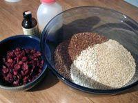 Basic Granola Formula