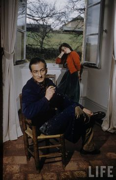 NICK HAUS: Balthus, in Lovely Lurid Color