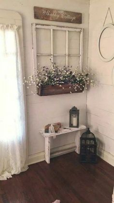50 Modernes Bauernhaus Wohnzimmer Vorhänge Ideen Home decoration is really a task which is performed by way of … Country Farmhouse Decor, Rustic Decor, Farmhouse Ideas, City Farmhouse, Shabby Chic Wall Decor, Farmhouse Design, Vintage Farmhouse Decor, Shabby Chic Farmhouse, Modern Farmhouse Living Room Decor