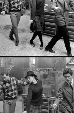 Bande à part (Band of Outsiders) / Jean-Luc Godard / 1964