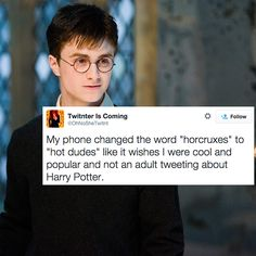 """A Harry Potter marathon fixes everything."" ""If you like Harry Potter then you are automatically my friend, that's how life works okay"" 29 Tweets That Are Way Too Real For Harry Potter Fans"