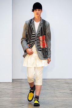 Comme des Garçons Spring 2010 Menswear - Collection - Gallery - Style.com