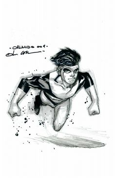 Invincible Commission by Olivier Coipel Comic Art