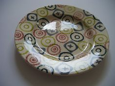 Emma Bridgewater 8.5 inch Plate Sample for Collectors Day