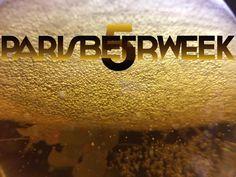 Paris Food & Drink Events: PBW#5 Beershake/Beerfloats