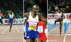 Dasaolu, Farah and Porter claim European titles in Zurich - Athletics Weekly