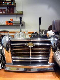 vintage espresso bar machine - Google Search