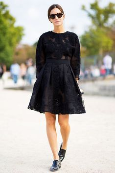 12 NYE Outfit Ideas That Use Pieces You Already Own via @WhoWhatWearUK