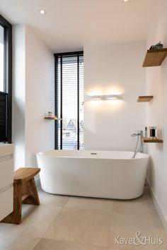 Ruime badkamer Bath Time, Amsterdam, Bathtub, Bathroom, Modern, Bath, Standing Bath, Washroom, Bathtubs