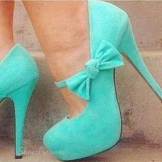 LOVE everything about these shoes, but most especially the color