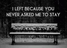 sad breaking up quotes - Google Search
