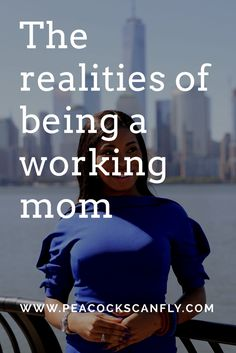 You know you're a working mom when...
