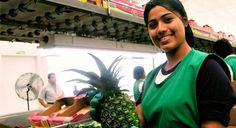 Piña mexicana, una fruta de excelencia