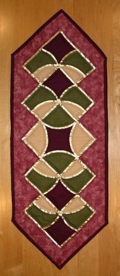 Free Quilt Patterns Table Runner