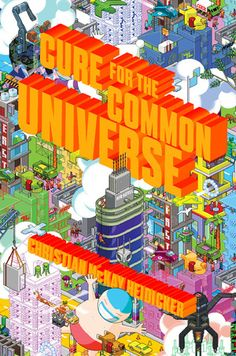 Cure for the Common Universe by Christian McKay Heidicker--Jaxon must earn enough points at video game rehab to get out in time for his date.  HS