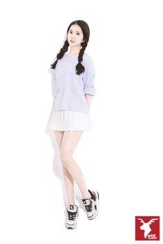 GFRIEND Eunha for AKIII CLASSIC