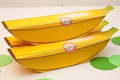 We're bananas about this favor box!<br /><br />Our Printable BANANA Favor Box includes:<br /> Jungle Fruit, Safari Jungle, Jungle Party, Baby Party, Silhouette Cameo, Banana Party, Super Mario, Volkswagen, Diy Cadeau