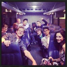 Cast of Maze Runner