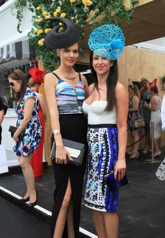 Spotted on Melbourne Cup Day 2014