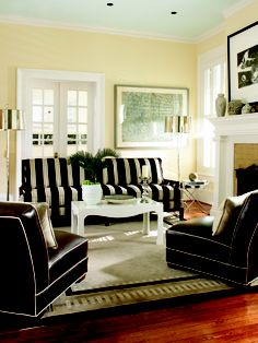 Stripes - Milwaukee Living Room Furniture