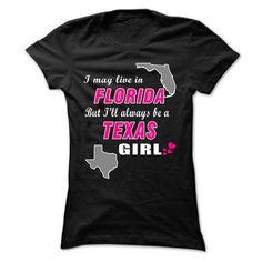 (Tshirt Top Tshirt Sale) Texas Girl In A Florida World  Discount 15%   Tshirt Guys Lady Hodie  SHARE and Get Discount Today Order now before we SELL OUT Today  #tshirt #pinteres #Tshirtamerican #Tshirtjob #Tshirtnam