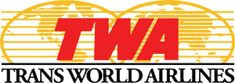 Trans World Airlines (TWA) logo