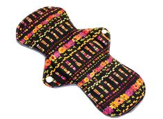 """11"""" SET of 3 Cloth Pads Cotton  Cloth Pads ! Washable and Reusable! Regular to Heavy Flow! In Flowers Print!, $18.00"""