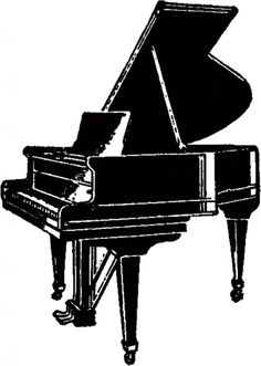pin by debbie pruit on music clipart pinterest pianos clip art rh pinterest com free piano clip art images free piano clipart black and white