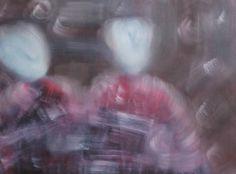 "Saatchi Art Artist Min Zou; Painting, ""Friendship"" #art"