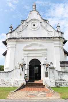 Dutch Galle Fort, Sr
