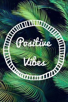 glamour: Positive vibes. Via Pinterest | Birchbox