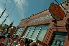 The Pit BBQ Raleigh.