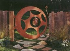 Star Gate - Phil Beck Metal Art.