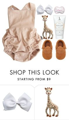 """look #115"" by kaylaaloves ❤ liked on Polyvore featuring Baby and kids"
