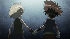 Taichi y Yamato <3