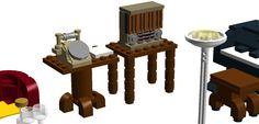 lego furniture - Google Search
