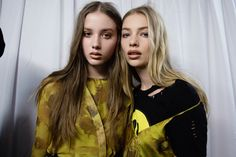 How to: Stolen Girlfiriends Club makeup at NZFW with MAC