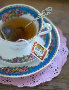 Kusmi Tea  ║✿ re-pinned by Colette's Cottage ✿