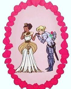 """genderbentregan: """" #LGBT #lesbian #gay #queer #princesses #princess #knight #butch #femme #genderbender #gender #genderbent #fairytale #girls #women """""""