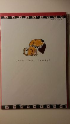 a2da80b9ad7dca PAPYRUS Fathers Day Greeting card