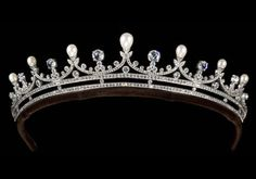 Crystal and wedding jewellery commissions - tiaras, earrings, bracelets, necklaces | Andrew Prince | Andrew Prince Jewellery