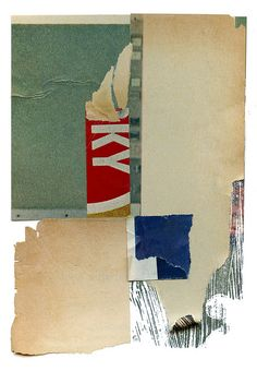 'angle of incidence' (2013) by artist Kurt Nimmo. Collage, 4.5 x 6.5 in. ty, just another masterpiece. via the artist on flickr