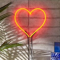 Loves Neon Red | CB2