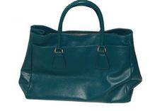 Lederhandtasche petrol  #leder #handtasche #musthave #style #shopper
