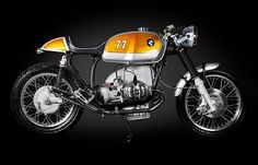 BMW R100RS by Cytech,   Somewhere along the way BMW Motorrad missed an opportunity. An opportunity to build a real factory café racer. A bike which would make the heart race faster. To continue the tradition that was born in the R90S, that of BMW saying 'hey guys, look, we can build exciting bikes'. Don't get me wrong, the R100RS of the mid seventies was a nice bike for its time. But it...